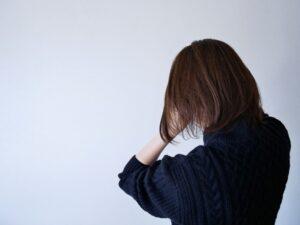 不安を抱える30代妊活中の女性